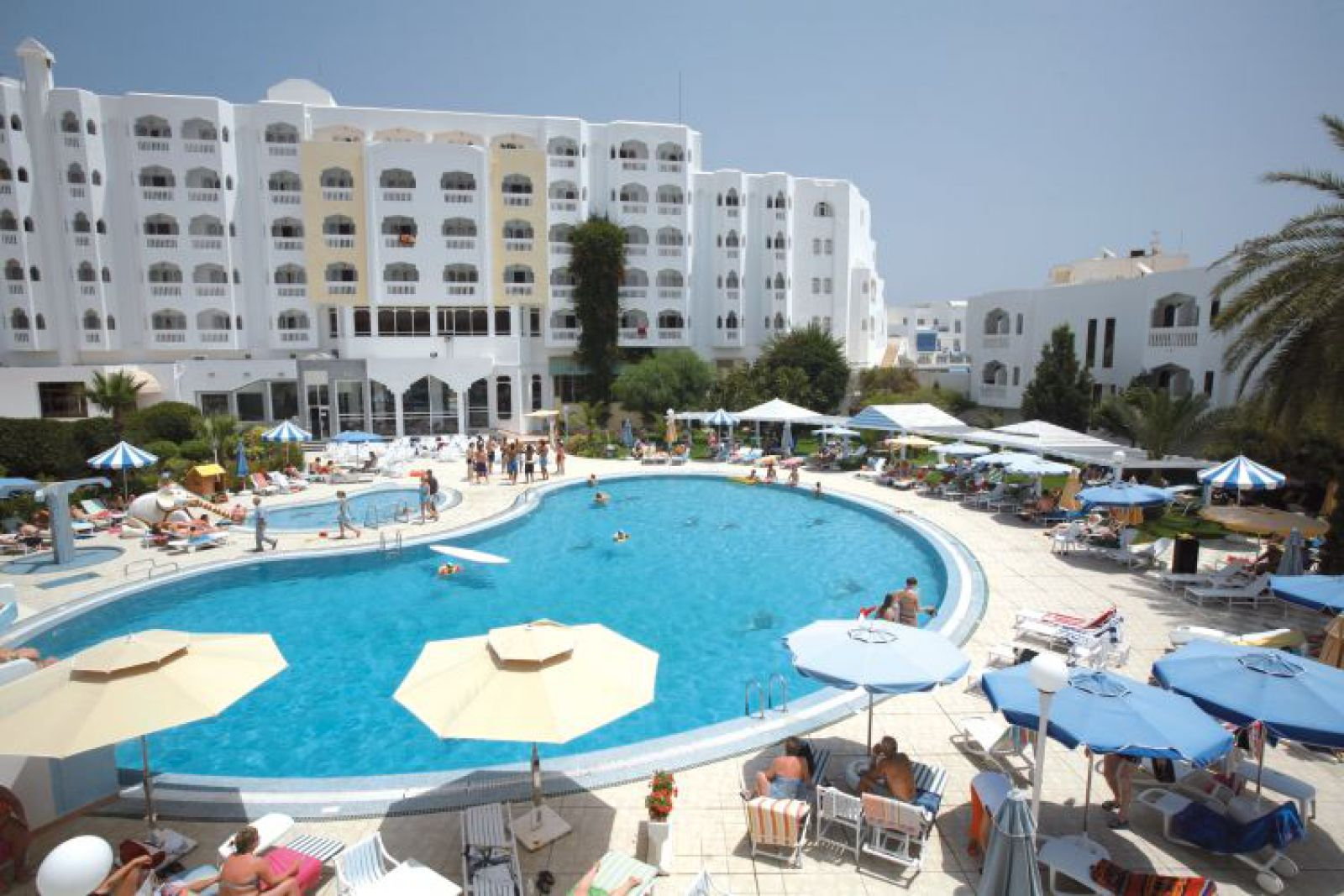 Daphne Hotels TUNUS Monastir Center