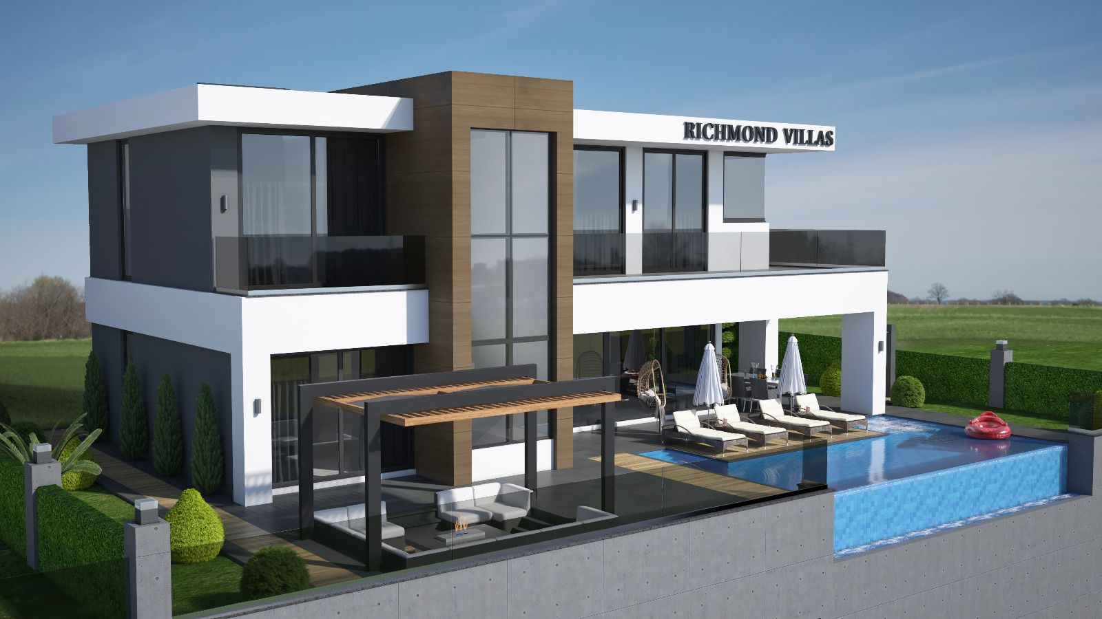 Richmond Villa :1